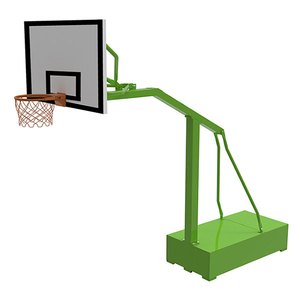 Mobile Concave Basketball Hoop