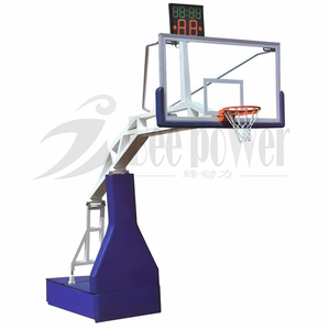 Electro-hydraulic Basketball Stand FDL-D009