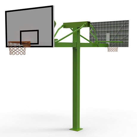 Buried Basketball Stand FDL-D005